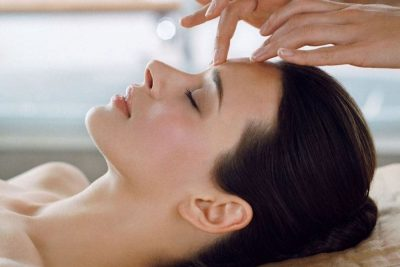 Indian Head Massage at JT Barefoot Therapies